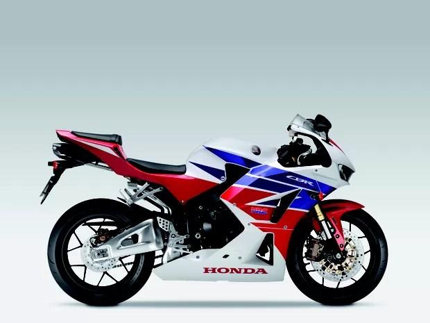 cbr_600rr_hrc_-_lateral - Honda lança CBR 600RR inspirada na equipe de competição