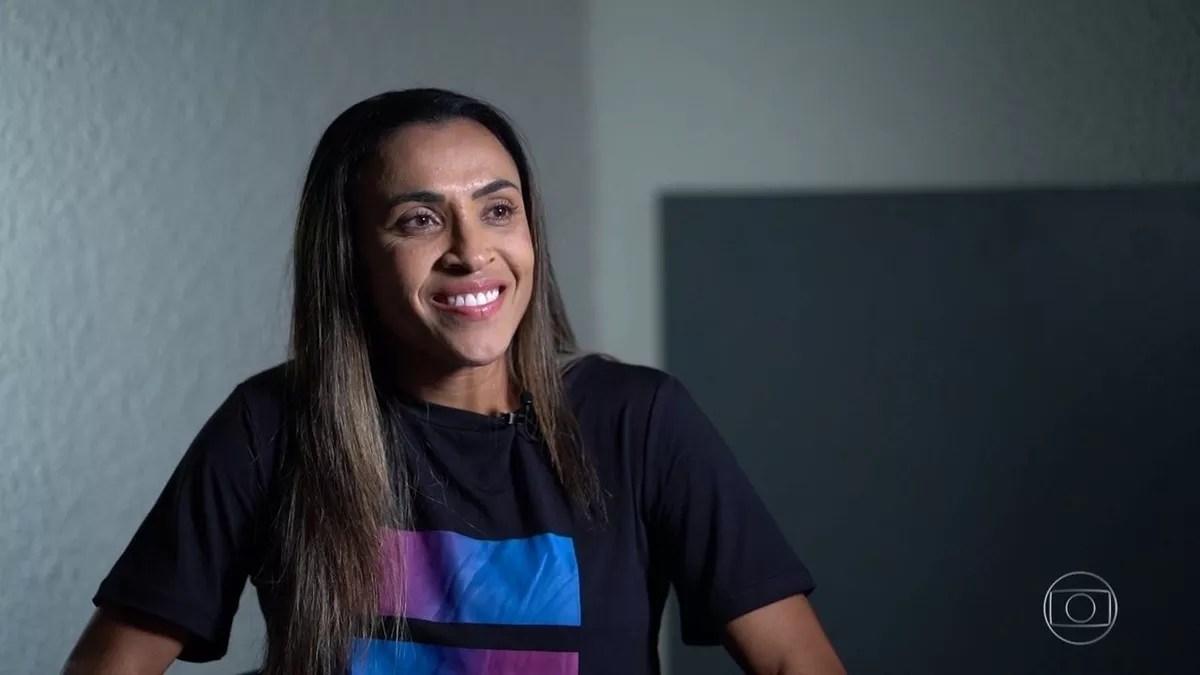 Em Copa marcada pela luta contra a discriminação, Marta sobe tom ao pedir por igualdade