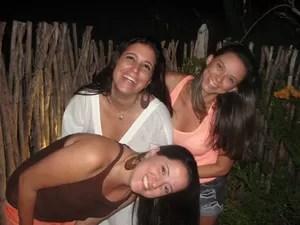 Três amigas deixaram a capital para investir em um café na Praia de Barra Grande (Foto: Arquivo Pessoal)