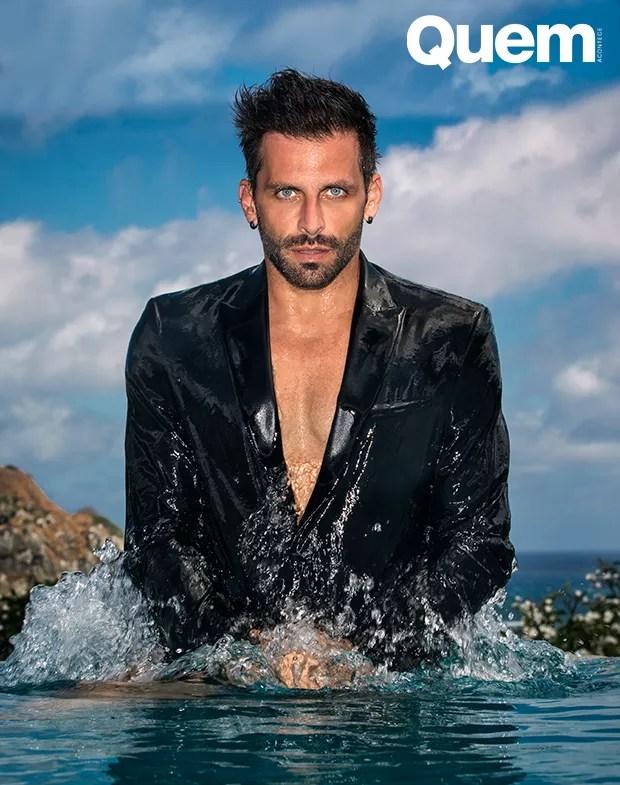 Henri Castelli (Foto: Angelo Pastorello/ Ed. Globo)