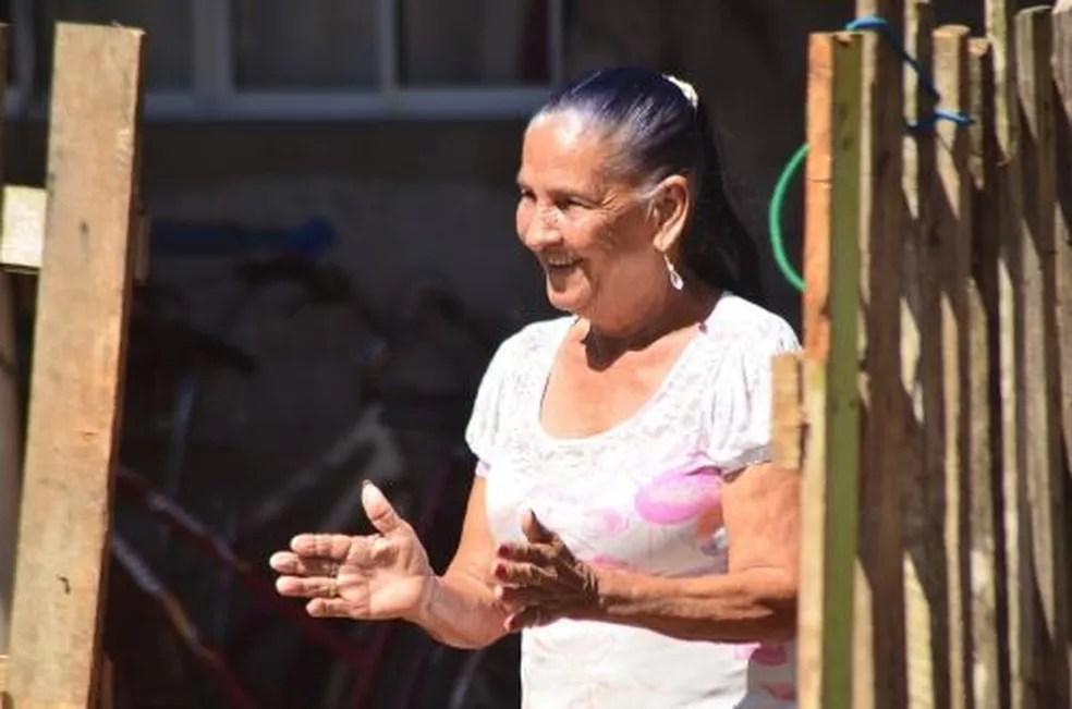 Objetivo do arraiá é alcançar 200 idosos que participam das atividades do centro até o final de julho.  — Foto: Divulgação/Cati