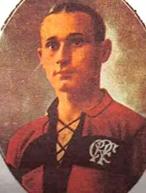 Pindaro Flamengo FlaxFlu  (Foto: Reprodução / Site Oficial do Flamengo)