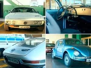 Dono de revenda fantasma preserva carros no RS (Foto: Reprodução/RBS TV)
