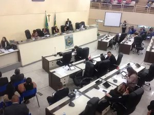 Assembleia Amapá (Foto: Abinoan Santiago/G1)