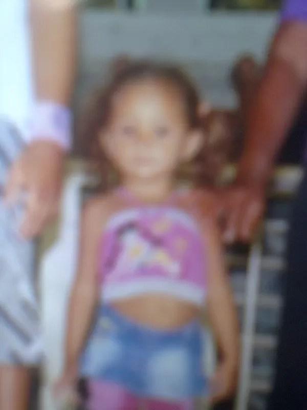 Menina é encontrada morta próximo a açude em Demerval Lobão (PI) (Foto: Marcos Teixeira)
