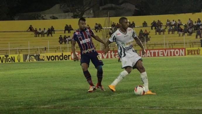Luverdense, Bahia, Passo das Emas (Foto: Assessoria/Luverdense Esporte Clube)