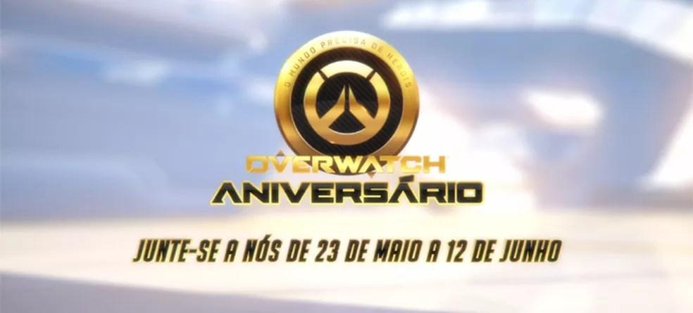 Overwatch realizará evento de aniversário para comemorar seu primeiro ano em 23 de maio (Foto: Reprodução/YouTube)