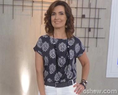 Saiba o que rola no Encontro desta quarta-feira (Foto: Encontro com Fátima Bernardes / TV Globo)
