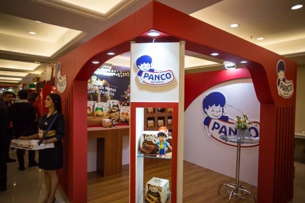 A Panco tem as vendas concentradas nos panetones de gostas de chocolate e frutas — Foto: Fabio Tito/G1