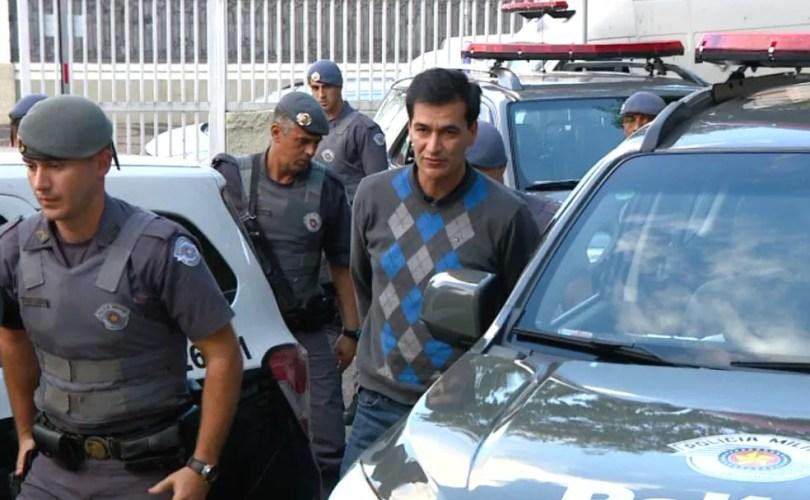 Justiça detemrinou suspensão dos direitos políticos do ex-prefeito de Indaiatuba, Reinaldo Nogueira (Foto: Reprodução EPTV)