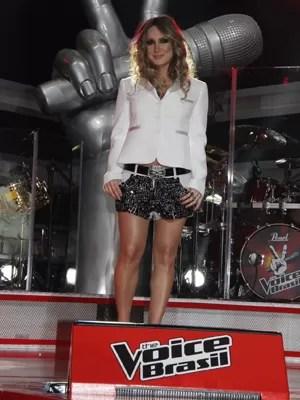 Claudia Leitte (Foto: Nathalia Fernandes/ TV Globo)