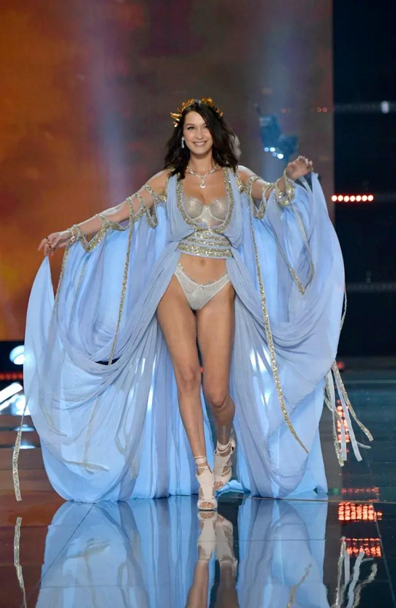 bella - 17 Modelos da Victoria's Secret que faltaram ao evento na China