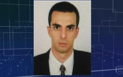 Fabio Alonso de Carvalho atropelou e matou idosa nos Jardins — Foto: Reprodução/TV Globo