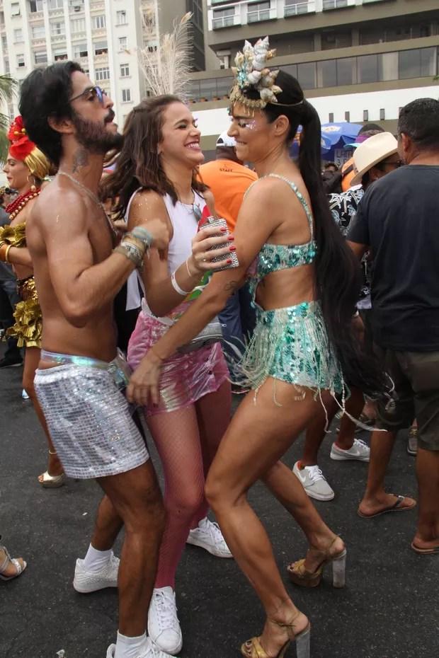Bruna Marquezine (Foto: Wallace Barbosa/AgNews)