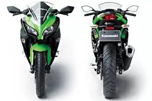 Kawasaki Ninja 300 (Foto: Kawasaki)