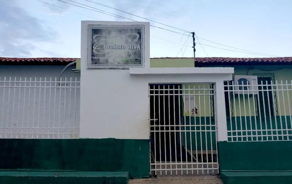 Centro de Educação de Tempo Integral Didácio Silva — Foto: Arquivo Pessoal