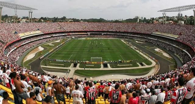 Morumbi (Foto: Rubens Chiri / São Paulo FC)