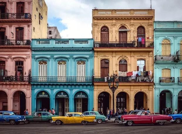 Havana, Cuba (Foto: Reprodução / House Beautiful)