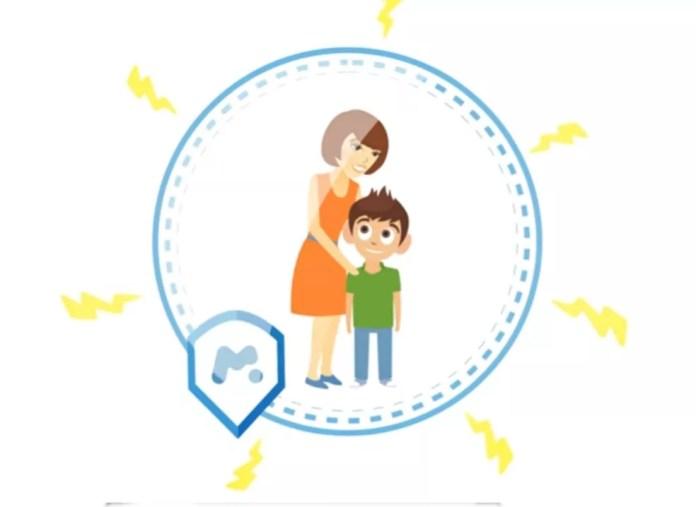 Pais usam o aplicativo mSpy para monitorar as atividades dos filhos — Foto: Reprodução/Mirella Stivani