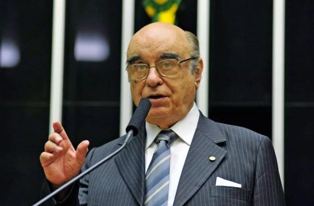 O deputado Bonifácio de Andrada (PSDB-MG) (Foto: Gustavo Lima/Câmara dos Deputados/Arquivo)
