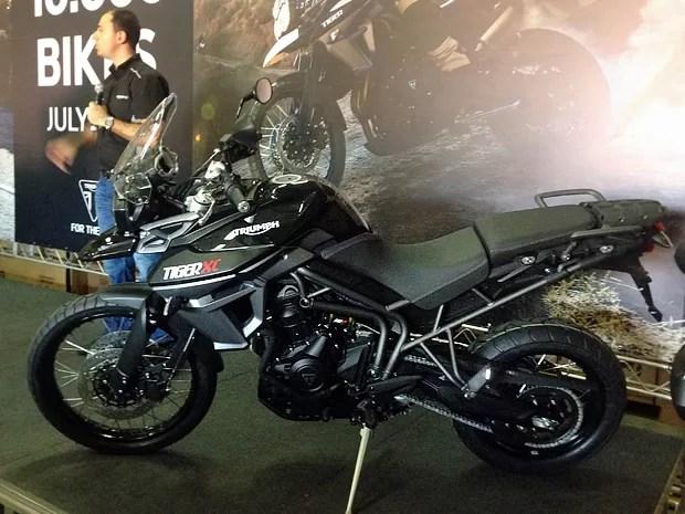 img_3730 - Triumph lança novas versões de entrada da Tiger 800 no Brasil