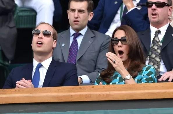 Kate Middleton: careta (Foto: Getty Images)