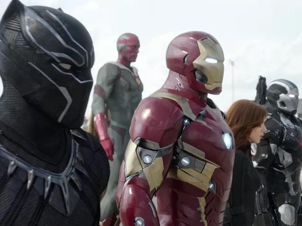 capitao_america_guerra_civil 'Capitão América: Guerra Civil' é filme mais importante da Marvel