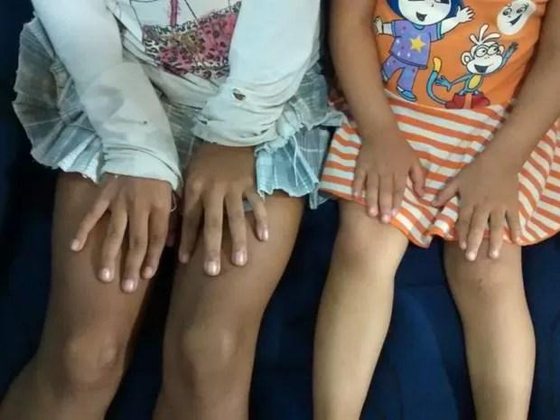 vítimas oiapoque amapá estupro abuso (Foto: Divulgação/Polícia Civil)