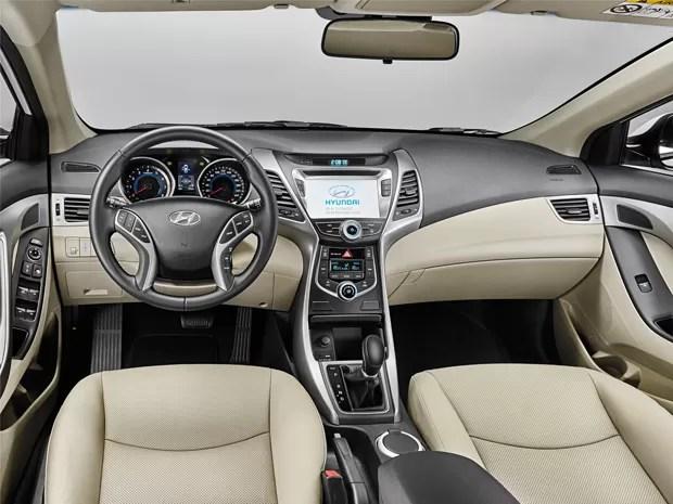 Auto Esporte Hyundai Lana Nova Verso Do Elantra No