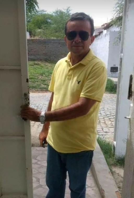 Empresário Henrique Lopes foi morto a tiros no distrito de Barra de Santana, em Jucurutu, RN — Foto: Reprodução/Redes Sociais