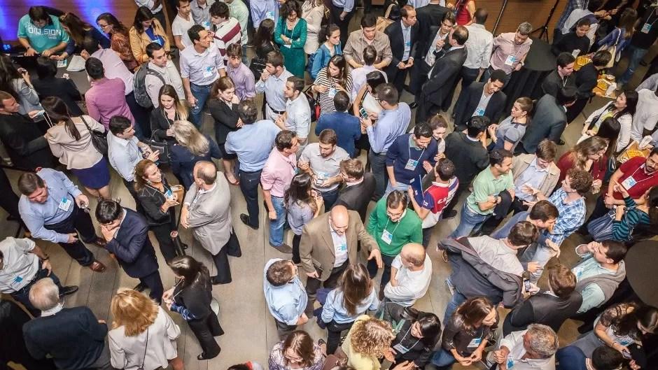 Reunião anual 2014 com bolsistas da Fundação Estudar  (Foto: Silvio Tanaka/Divulgação)