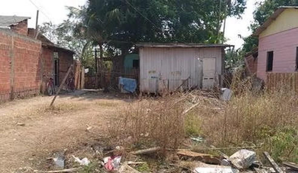 Caso ocorreu na manhã desta quinta-feira (13), em Rio Branco — Foto: Lidson Almeida/Rede Amazônica Acre