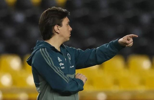Gustavo Magliocca é coordenador médico do Verdão (Foto: Cesar Greco/Ag. Palmeiras)