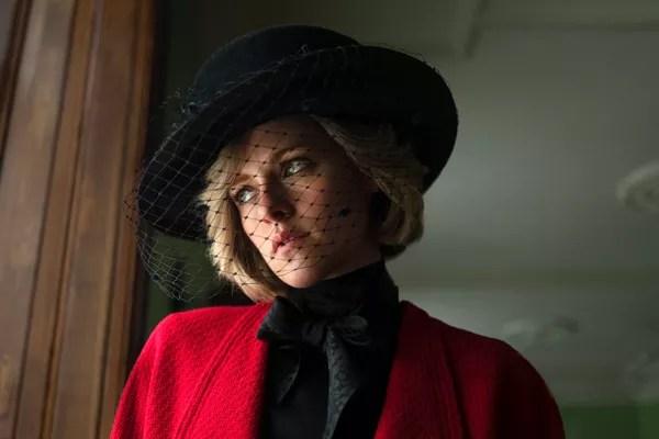 Kristen Stewart as Princess Diana in the Spencer movie (Photo: Disclosure / Neon)