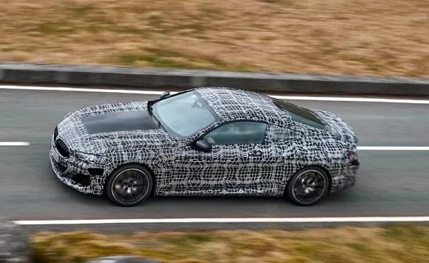 BMW Série 8 Coupé (Foto: Divulgação)