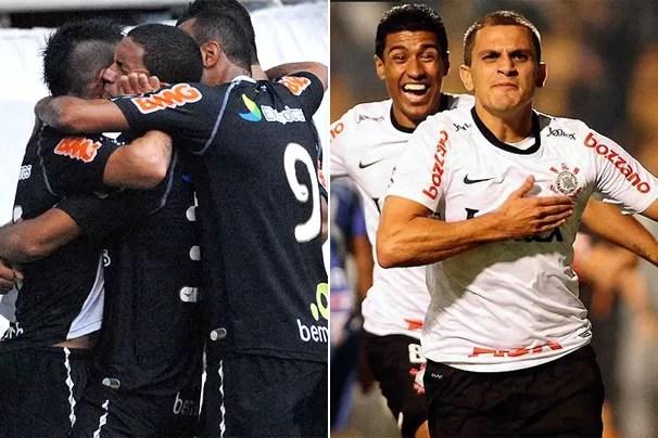 Globo exibe Vasco x Corinthians, em jogo pela Taça Libertadores da América (Foto: globoesporte.com)