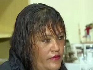 Keila foi submetida a cirurgia em Sorocaba (Foto: Reprodução TV TEM)
