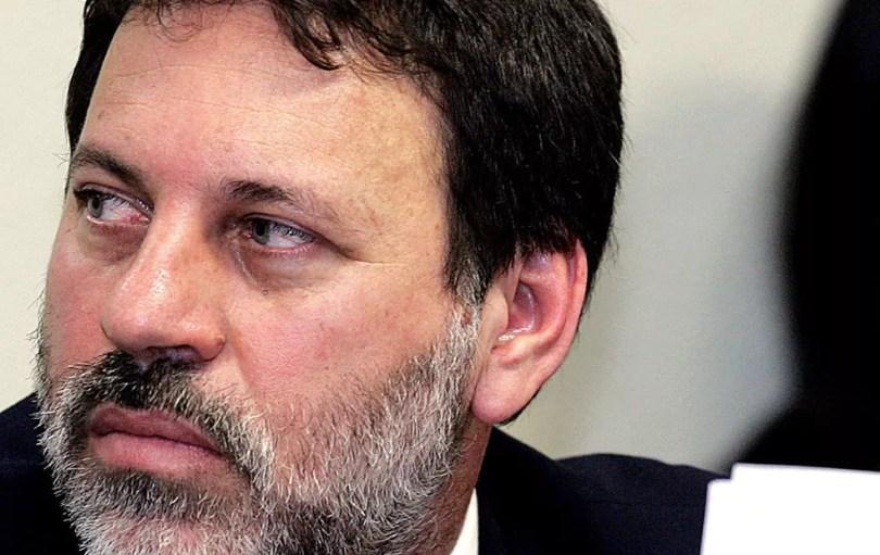 Delúbio Soares, ex-tesoureiro do PT, pagou multa de R$ 466 mil por causa de mensalão (Foto: Evaristo Sá/AFP)
