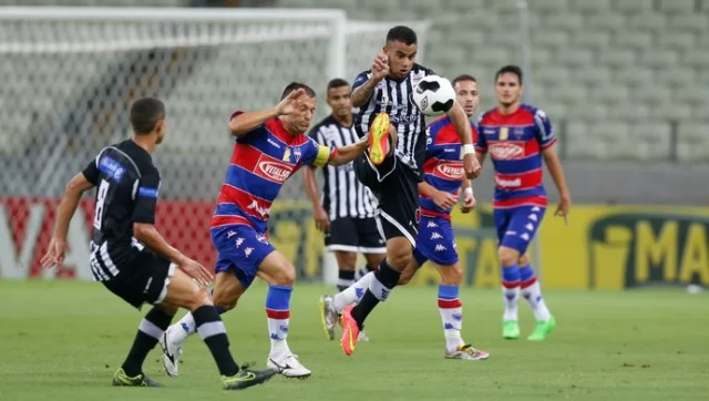 Para seguir com chances, Belo tem que superar histórico e vencer o Fortaleza