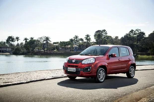 Fiat Uno Attractive 1.0 (Foto: Fabio Aro)