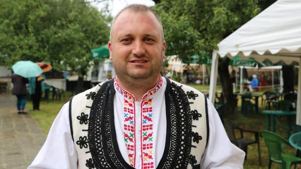 Evtimov diz que todos os seus amigos foram embora do vilarejo onde vive (Foto: BBC)