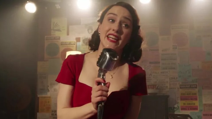 marvelous mrs. maisel -  Rachel Brosnahan (Foto: Amazon Prime Video/Divulgação)