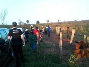 PF vai instaurar inquérito para apurar ataque à área indígena Arroio Korá (Foto: Divulgação/ Funai)