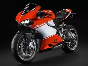 Ducati 1199 Superleggera (Foto: Divulgação)