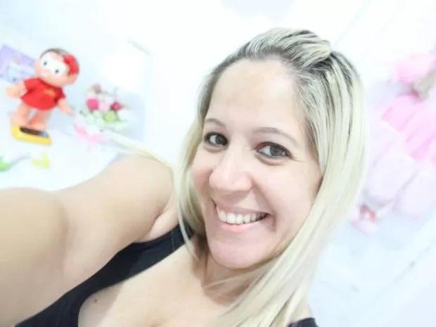 Fernanda tem uma filha de três anos e segue desaparecida (Foto: Arquivo Pessoal)