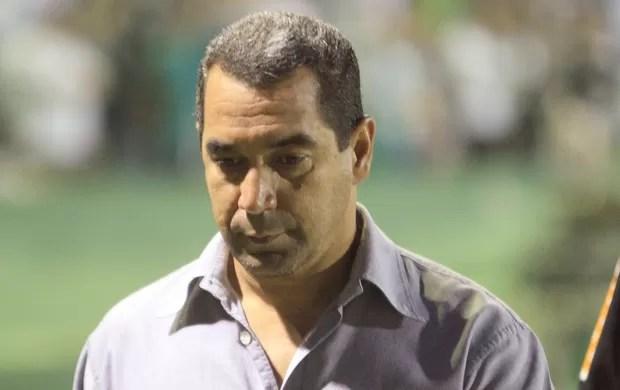 Zinho partida Flamengo jogo Coritiba (Foto: Joka Madruga / Ag. Estado)