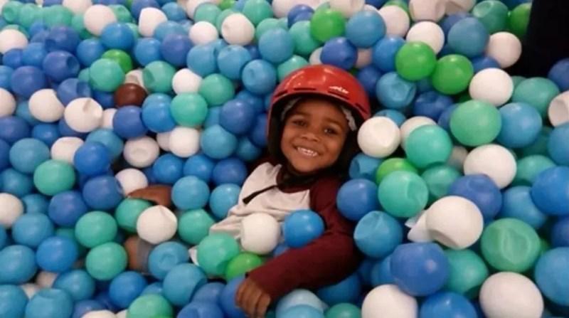 Miguel, de 5 anos, morreu ao cair de prédio — Foto: Arquivo pessoal