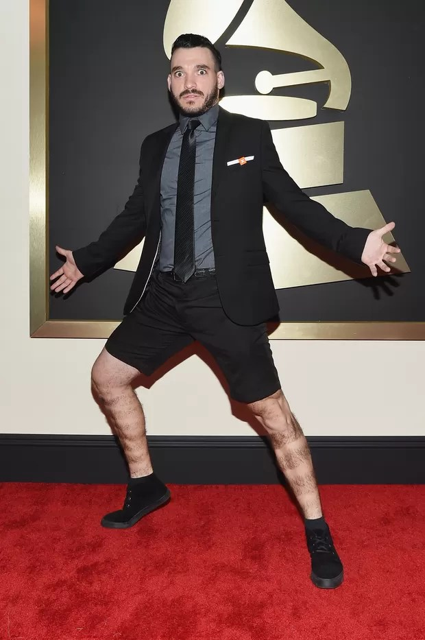 Elton Castee  (Foto: AFP)