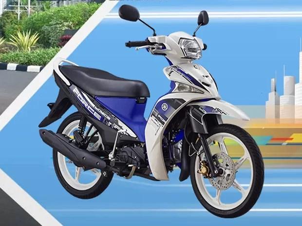Yamaha Lança Na Ásia A Force