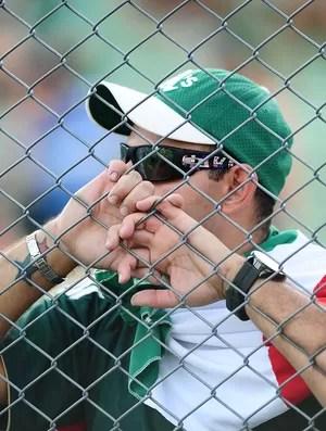 Torcedor Palmeiras (Foto: Marcos Ribolli / Globoesporte.com)